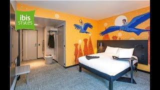 Discover ibis Styles Geneve Carouge • Switzerland • creative by design hotels • ibis