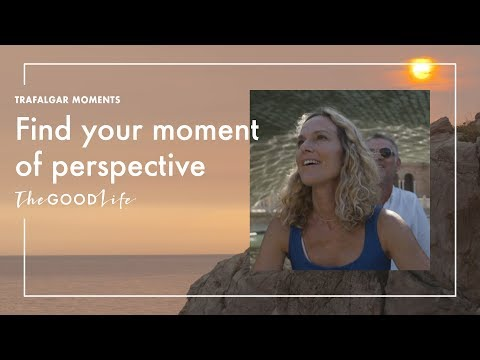 Trafalgar Moments | Find your moment of perspective