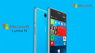Microsoft Lumia N New Editon With Windows 10 ᴴᴰ