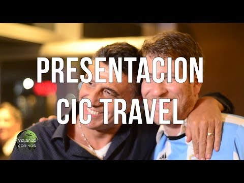 CIC Travel Argentina Testimonios