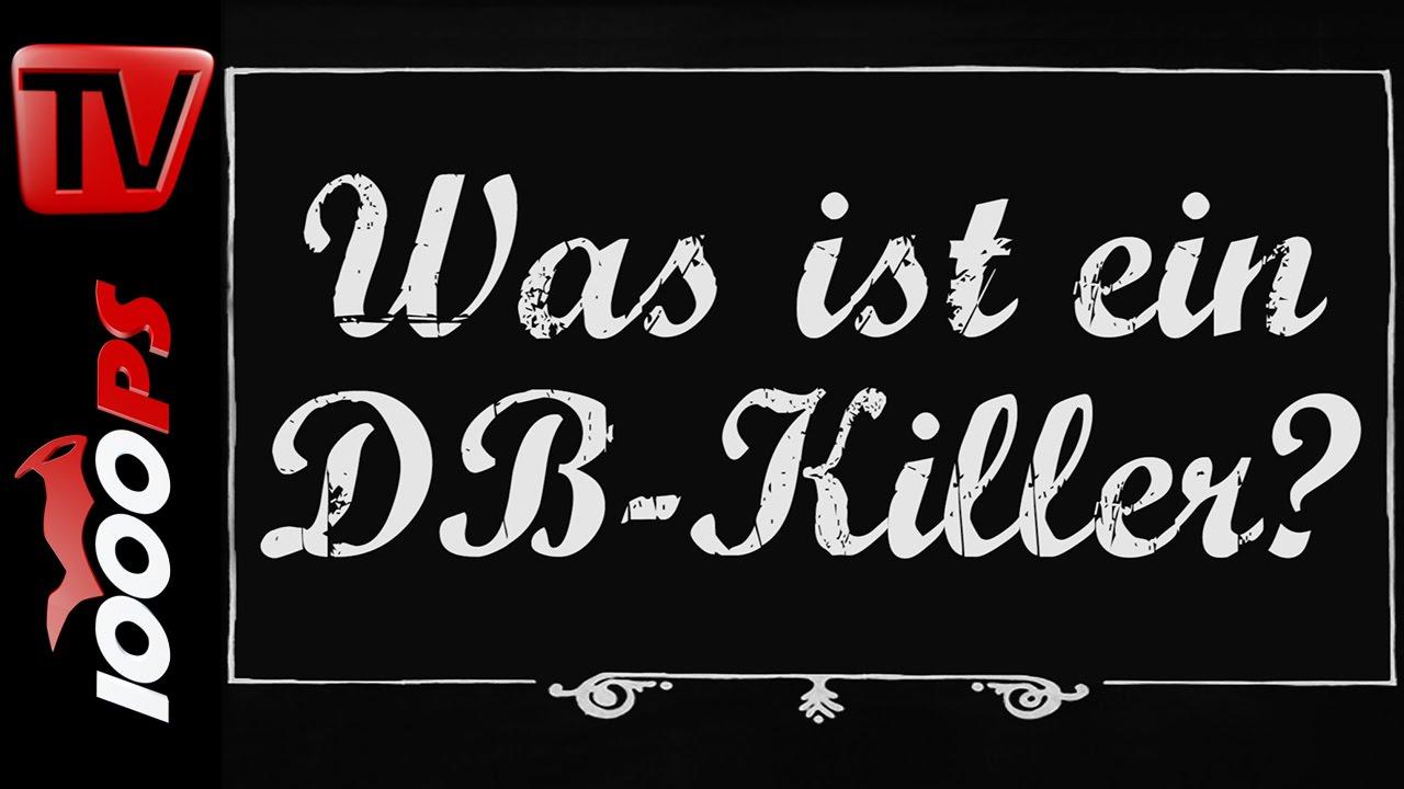 Was ist ein DB-Killer? - Motorrad Lexikon