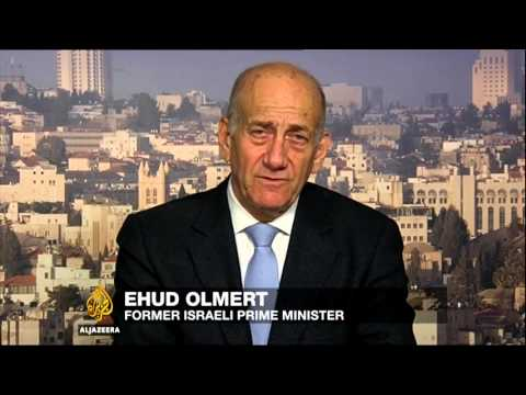 UpFront - Headliner: An Exclusive Interview With Ehud Olmert