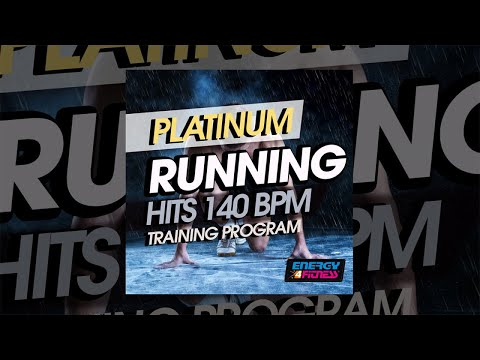 E4F - Platinum Running Hits 140 Bpm Training Program - Fitness & Music 2018