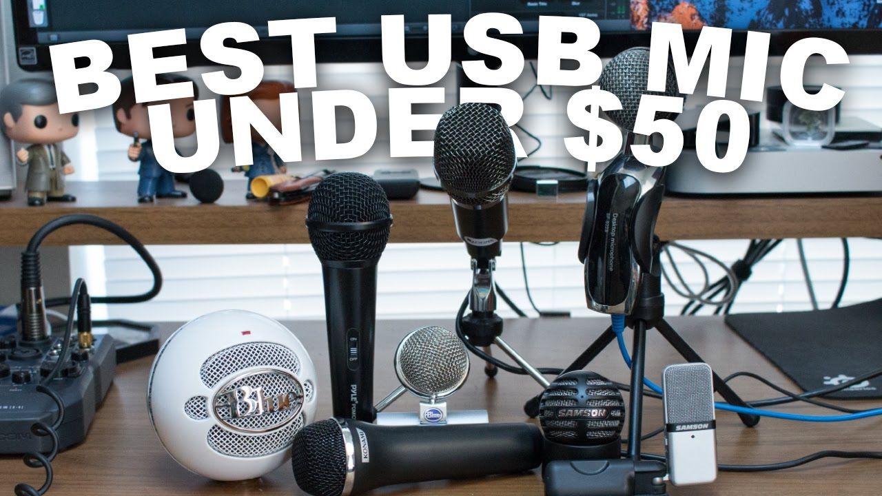 Best Usb Microphone Under 50 : best usb mic under 50 oct 2016 youtube ~ Hamham.info Haus und Dekorationen