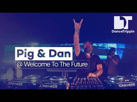 Pig&Dan at Welcome To The Future, Amsterdam (Netherlands)