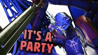 It's a Party! [#31] - XCOM 2 War of the Chosen Modded Legend