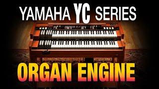 Yamaha YC Series Keyboard Organ Engine