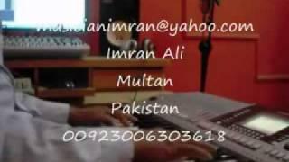 Maula ya sali wa sallim.Qasida burda sharif instrumental by Imran Ali