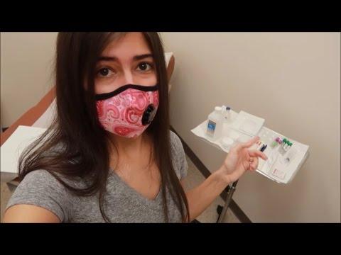 My Bone Marrow Biopsy Experience 😱💉 (4/12/17)