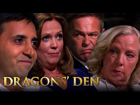 Entrepreneurs Can't Even Afford a Sandwich! | Dragons' Den
