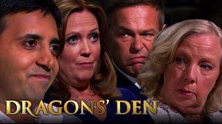 Entrepreneurs Can't Even Afford a Sandwich!   Dragons' Den
