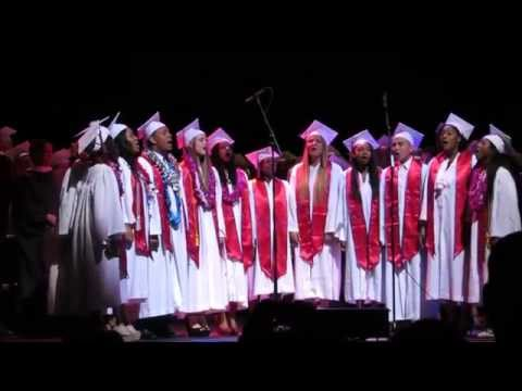 The Star-Spangled Banner - Oakland School for the Arts Graduation 2015