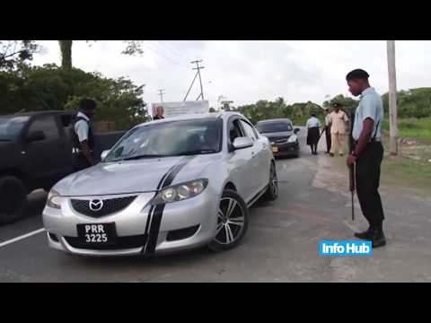 SMART Guyana Project to boost crime fighting.