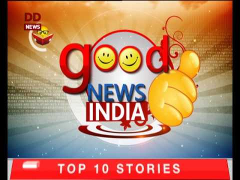Good News India - positive & motivational stories from acros