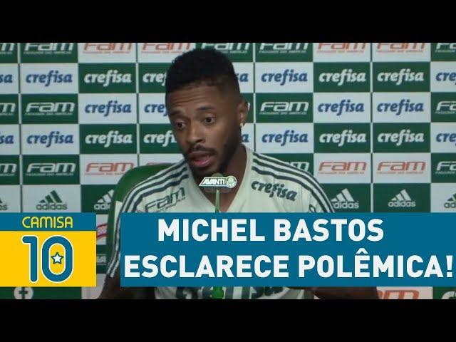 Não quer jogar na lateral? Michel Bastos esclarece POLÊMICA!