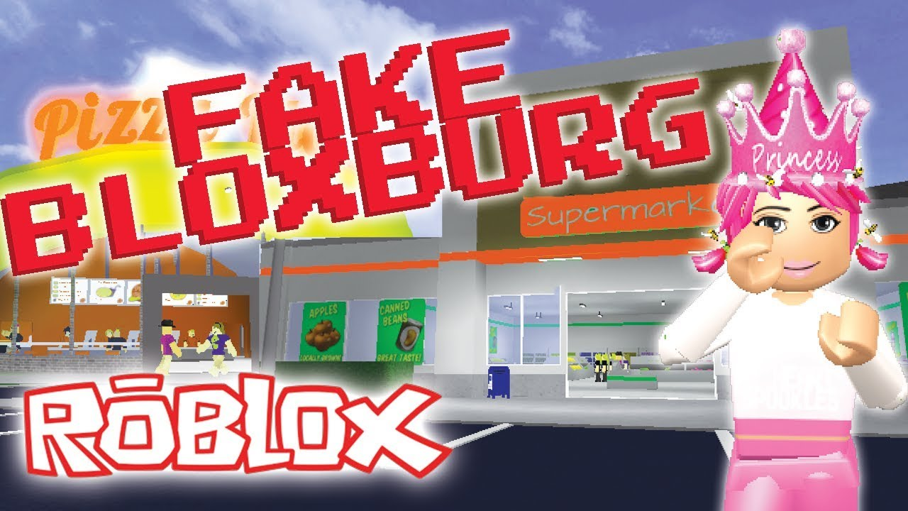 Playing Fake Bloxburg Games Will They Be Good Welcome To