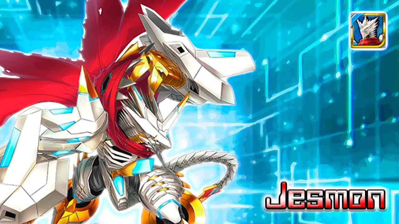 Llego Un Poco Tarde Analisis De Jesmon Digimon Rearise Youtube Go to faceit to connect with jesmon and see his full profile. llego un poco tarde analisis de jesmon digimon rearise