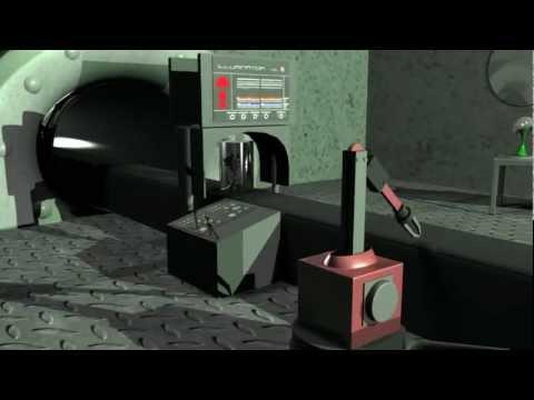 3D Animation - Production Line