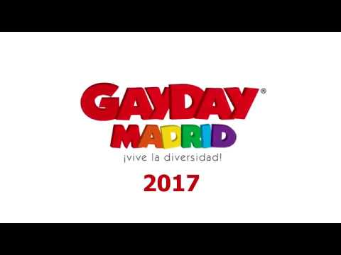 GayDay Madrid 2017 en el Parque de Atracciones de Madrid