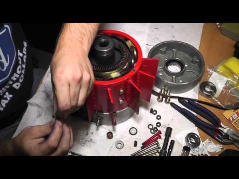 How To Build A Dune Buggy From Scratch - 020 - Golf Cart Motor Rebuild - Part 9