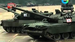 «Лебединое озеро» на танках