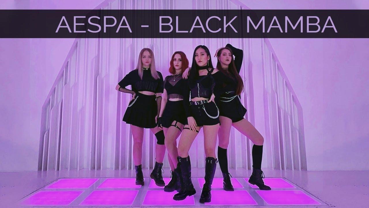 aespa - Black Mamba cover by X.EAST