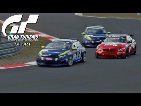 CONTRACT MET BMW VOOR ONLINE RACES - Gran Turismo Sport Online