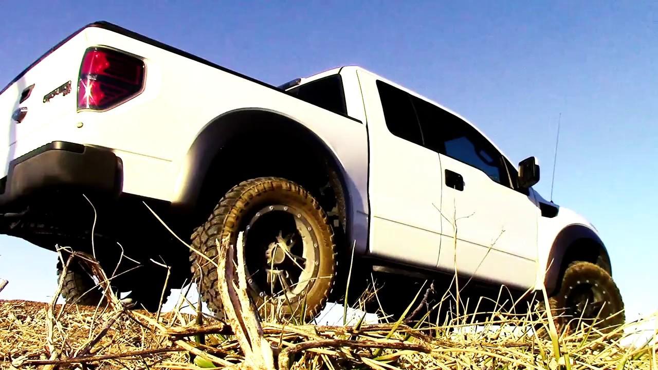 Ford Raptor Black Widow 250 Muffler Youtube