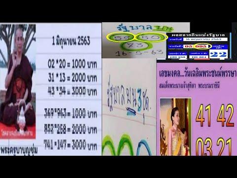 เลขเด็ดพระครูบาบุญชุ่ม-เลขเด็ดมงคล-รัฐบาลมาแรงส์1/6/63