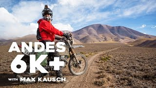 Climber Gets Lost In Argentina | Andes 6K+ E3