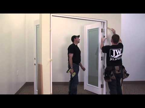 How-To Install A French Door