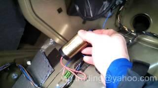 noise suppressor for vw rear camera video volkswagen passat b6 3c jetta seat golf audi a3 a4 a6 a8