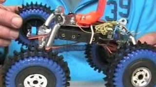 crawler casero rc 1º test