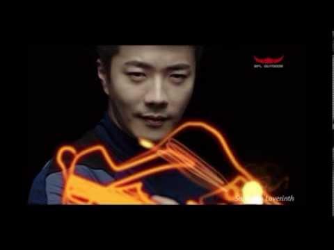 Kwon sang Woo クォン・サンウ 最新CM『BUFFALO OUTDOOR(バッファロー・アウトドア―)』