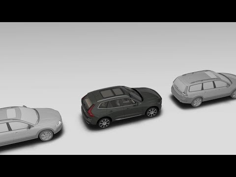 Volvo Cars How-To: Parallel Park With Park Assist Pilot