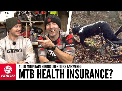 Health Insurance for Mountain Bikers? | Ask GMBN Anything About Mountain Biking