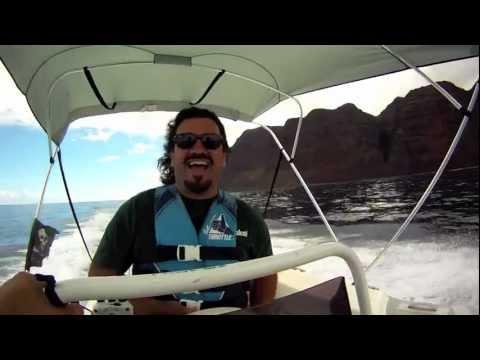 Napali Coast State Park Adventure by Tim DeLaVega