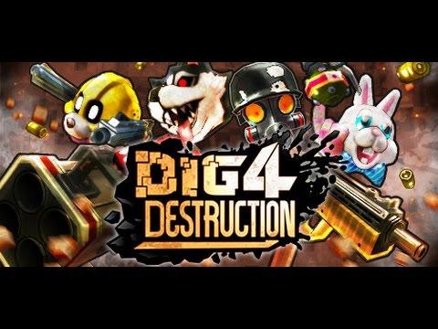 コロプラが作ったVRゲーム「Dig 4 Destruction」でリンチにあった- VR HTC VIVE with GTX1080  JAPAN