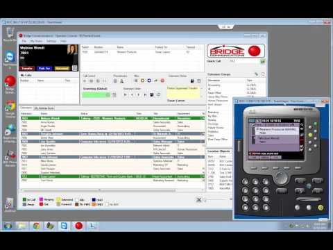 Bridge Operator Console - Web Demo (12/10/2012) (Replacement