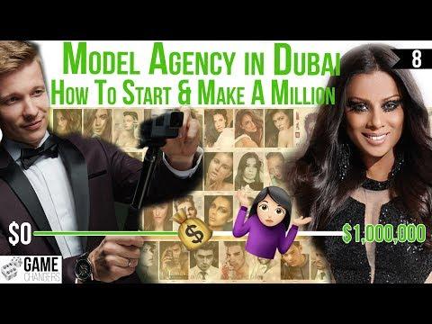 Model Agency in Dubai : How to start & Make a million