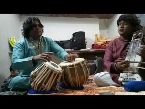 Yeh hai Khatarnak Sarangi Ustad Dilshad Khan tabla Ustad Ghulam Hussain Mehfil Fateh sulemani