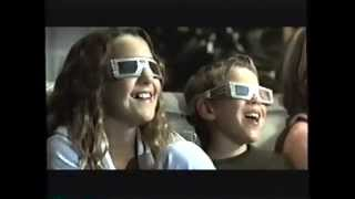 Spy Kids 3-D - Game Over (2003) Teaser (VHS Capture)