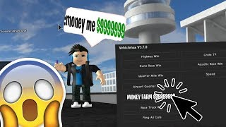 Roblox Exploiting #92 - VEHICLE SIMULATOR MONEY HACK!