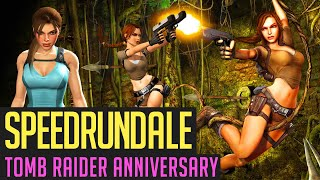 Tomb Raider: Anniversary (Any% No Jump Bug) Speedrun in 44:00 von Heinki | Speedrundale