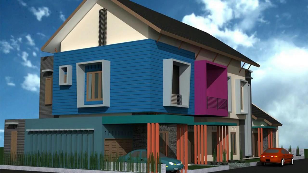 Desain Rumah Minimalis Contoh Idaman