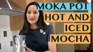 START YOUR OWN COFFEE BUSINESS WITH MINIMUM INVESTMENT: RECIPE FOR HOT AND ICED MOCHA