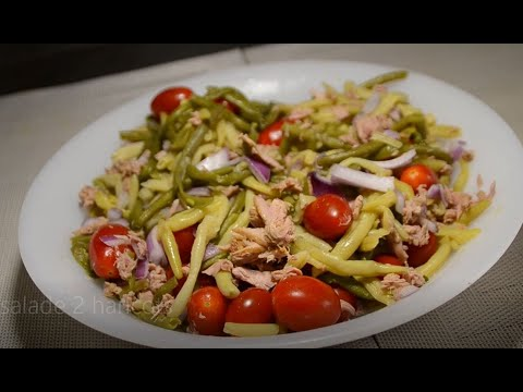 salade-2-haricots-thon-recette-cookeo