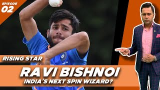 RAVI BISHNOI: India's NEXT Spin Wizard    #RisingStar   CRICKET Interview  