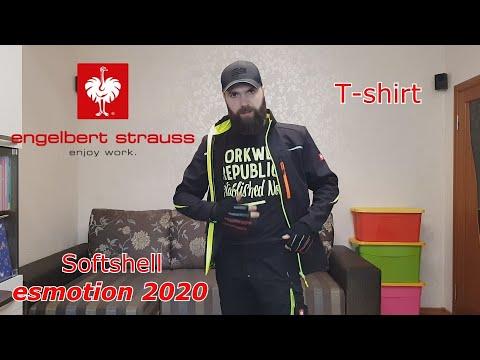 "#5  Крутая рабочая одежда !!! Куртка (e.s.motion 2020) и майка ""Engelbert Strauss"" (Германия)!!!"