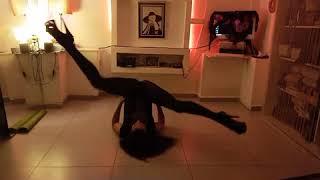 EXOTIC FLOOR DANCE | Sensual Strip Plastic dance show by SoExotic | PoleFit Studio